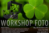 Dan Dinu te invata Secretele aparatului DSLR in workshop-ul din Brasov