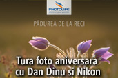Tura foto aniversara la 6 ani de Photolife -  cu Dan Dinu si Nikon