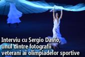 Interviu cu Sergio Davio, unul dintre fotografii veterani ai olimpiadelor sportive
