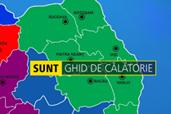 SUNT Ghid de Calatorie: Descopera Romania - Moldova