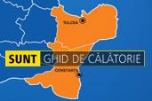 SUNT Ghid de Calatorie: Descopera Romania - Dobrogea