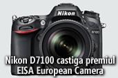 Nikon D7100 castiga premiul EISA European Camera 2013-2014