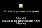 Cursul de introducere in fotografie cu Radu Grozescu - Episodul 8