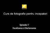 Cursul de introducere in fotografie cu Radu Grozescu - Episodul 7
