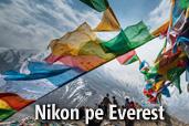 Nikon pe Everest