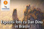 Expozitii foto cu Dan Dinu in Brasov