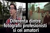 Studiu Nikon - Diferenta dintre fotografii profesionisti si cei amatori
