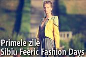 Primele zile Sibiu Feeric Fashion Days - de Sebastian Marcovici