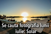 Se cauta fotografia lunii iulie: Solar
