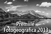 Premiile Fotogeografica 2013