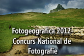 Fotogeografica 2012 - Concurs National de Fotografie, editia a XVI-a