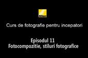 Cursul de introducere in fotografie cu Radu Grozescu - Episodul 11