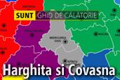 SUNT Ghid de Calatorie: Descopera Romania - Harghita si Covasna