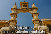 Rajasthan - Taramul culorilor neintinate
