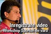 Inregistrare video: Seminar foto cu tema Sporturi de vara