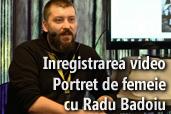 """Inregistrare video: Seminar foto """"Portret de femeie"""" cu Radu Badoiu"""
