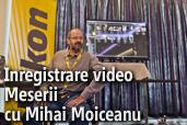 """Inregistrare video: Seminar foto """"Meserii"""" cu Mihai Moiceanu"""