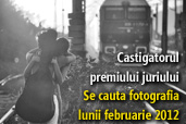 Se cauta fotografia lunii februarie 2012 - Castigatorul premiului juriului