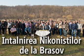 Intalnirea nikonistilor la Brasov pe 6 aprilie