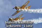 Intalnirea Nikonistilor la Bucuresti - 1 iunie