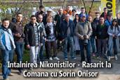 Intalnirea Nikonistilor - Rasarit la Comana cu Sorin Onisor