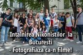Intalnirea Nikonistilor  la Bucuresti - Fotografiaza ca-n filme!