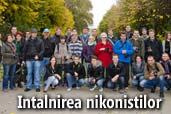 Intalnirea nikonistilor in Parcul Herastrau