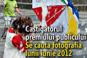 Se cauta fotografia lunii iunie 2012 - Castigatorul premiului publicului