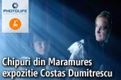 Chipuri din Maramures - expozitie foto Costas Dumitrescu la Brasov