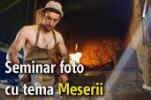 LIVE: Seminar foto cu tema Meserii