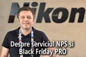 Despre serviciul NPS si Black Friday PRO - interviu cu Mihai Olaru, manager NPS
