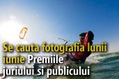 Se cauta fotografia lunii iunie - Premiile juriului si publicului