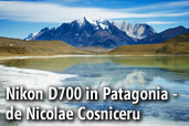 Nikon D700 in Patagonia  -  de Nicolae Cosniceru