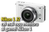 Nikon 1 J2 - cel mai nou membru al gamei Nikon 1