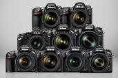 Actualizare firmware pentru aparatele foto DSLR Nikon D4, D4S, Df, D800, D800E, D810, D810A, D7100 si D7200