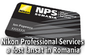 Nikon Professional Services a fost lansat in Romania