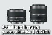 Firmware-ul pentru 1 NIKKOR 10-30 f/3.5 - 5.6 si 1 NIKKOR 30 - 110mm f/3.8 - 5.6  actualizat la versiunea 1.10