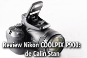 Review Nikon COOLPIX P900: cel mai mare zoom din lume - de Calin Stan