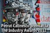 Petrut Calinescu premiat la The Industry Awards 2012
