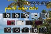 Utilizatorii Nikon COOLPIX pot castiga una din trei vacante exotice in Mauritius