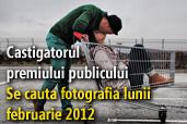 Se cauta fotografia lunii februarie 2012 - Castigatorul premiului publicului