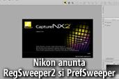 Nikon anunta RegSweeper2 si PrefSweeper