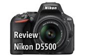 Prezentarea Nikon D5500 de Dragos Asaftei