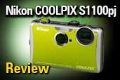 Review Nikon COOLPIX S1100pj - Victor Rizescu