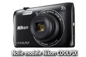 Noile modele Nikon COOLPIX  imbunatatesc conectivitatea si simplifica fotografierea