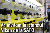 Va invitam la standul Nikon de la SAFO