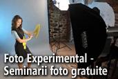 Foto Experimental -  Seminarii de fotografie gratuite