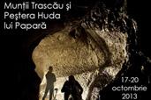 Fotografie speologica in tabara FotoExpeditia din Muntii Trascau