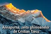 Annapurna, zeita ghinioanelor  - de Cristian Tzecu