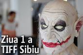 Ziua 1 a TIFF Sibiu - de Sebastian Marcovici